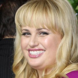 Rebel Wilson Headshot