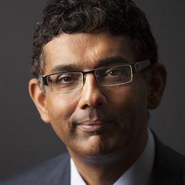 Dinesh D'Souza Headshot