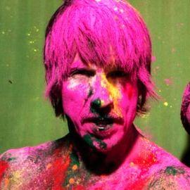 Red Hot Chili Peppers Headshot