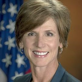 Sally Yates Headshot