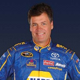 Michael Waltrip Headshot