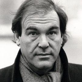 Oliver Stone Headshot