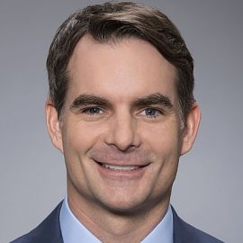 Jeff Gordon Headshot