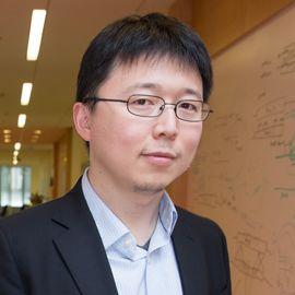 Feng Zhang Headshot