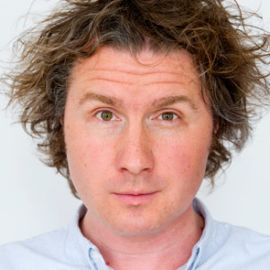 Ben Goldacre Headshot