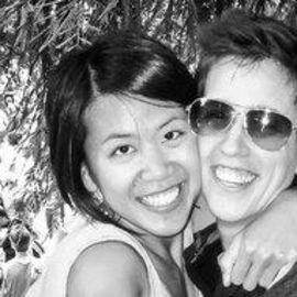 Jenni Chang and Lisa Dazols Headshot