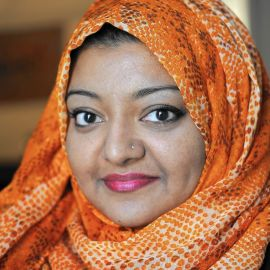Rabia Chaudry Headshot