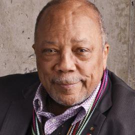 Quincy Jones Headshot