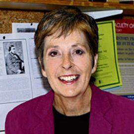 Virginia Berridge Headshot