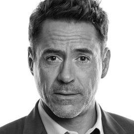 Robert Downey Jr. Headshot