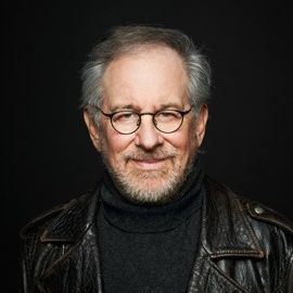 Steven Spielberg Headshot