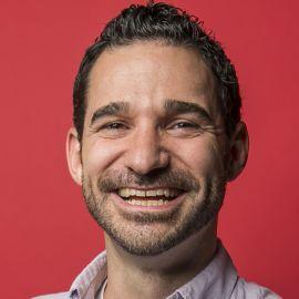 Dr. Craig Spencer Headshot