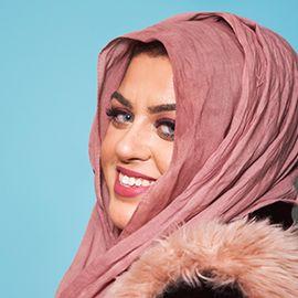 Amani Al-Khatahbeh Headshot