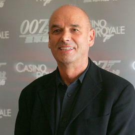 Martin Campbell Headshot