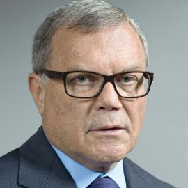 Sir Martin Sorrell Headshot