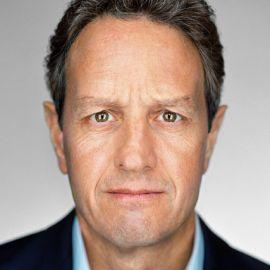 Timothy Geithner Headshot