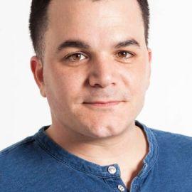 Ben Rubin Headshot