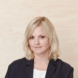 Karin Gustafsson Headshot