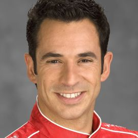 Helio Castroneves Headshot