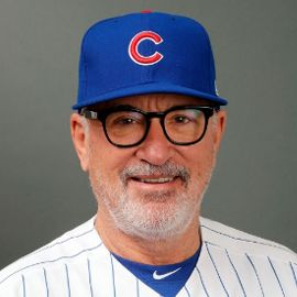 Joe Maddon Headshot