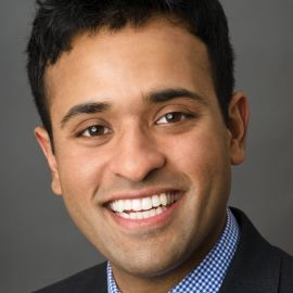 Vivek Ramaswamy Headshot