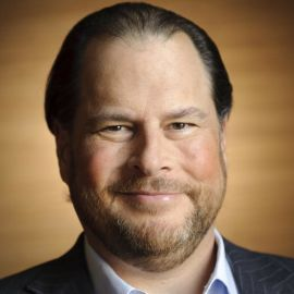 Marc Benioff Headshot