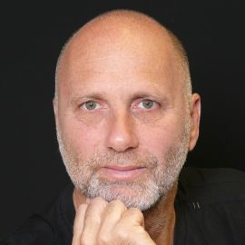 Yossi Ghinsberg Headshot