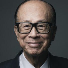 Li Ka-shing Headshot