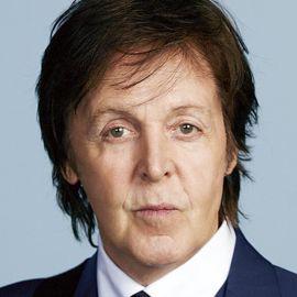 Paul McCartney Headshot