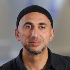 Rami Nashashibi Headshot