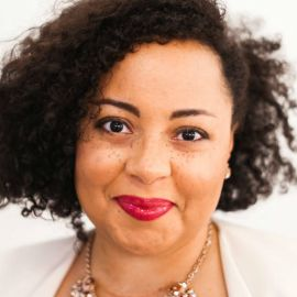 Marissa Johnson Headshot