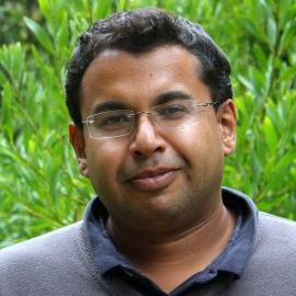 Sharath Jeevan Headshot