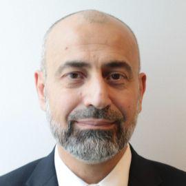 Walid Qoronfleh Headshot