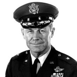 General Chuck Yeager Headshot