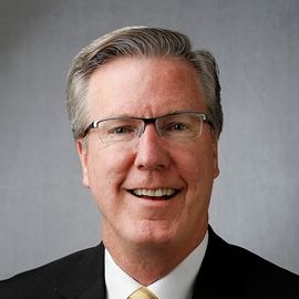 Fran McCaffery  Headshot