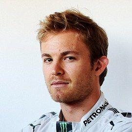 Nico Rosberg Headshot