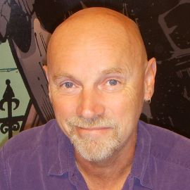 Jim Starlin Headshot