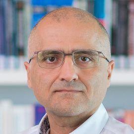 Dr. Afshin Afshari Headshot