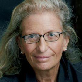 Annie Leibovitz Headshot