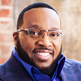 Marvin Sapp Headshot