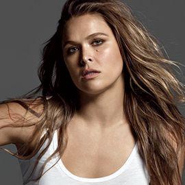 Ronda Rousey Headshot