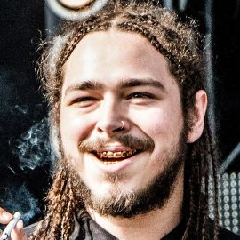 Post Malone Headshot