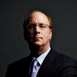 Larry Fink Headshot