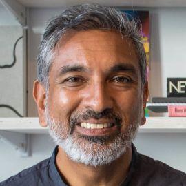 Vishaan Chakrabarti Headshot