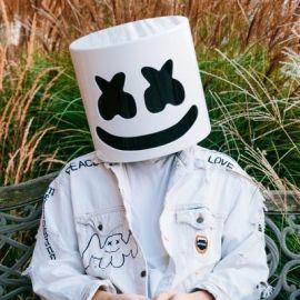Marshmello Headshot