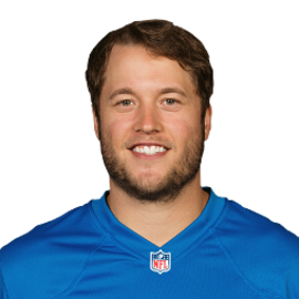 Matthew Stafford Headshot