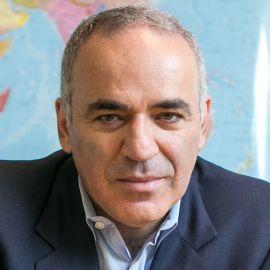Garry Kasparov Headshot