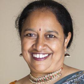 Lakshmi Pratury Headshot