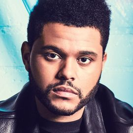 The Weeknd Headshot
