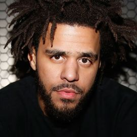 J. Cole Headshot
